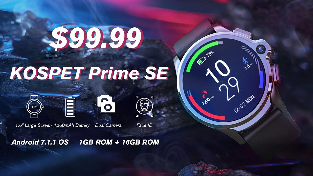 KOSPET Prime SE What A Great Affordable Watch With High Performances