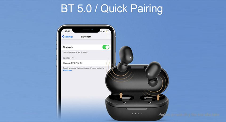 Xiaomi Haylou GT1 Wireless Earbud High Quality And Great Offer