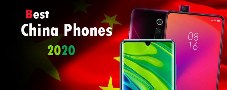 Best 6 Chinese Smartphones For 2020