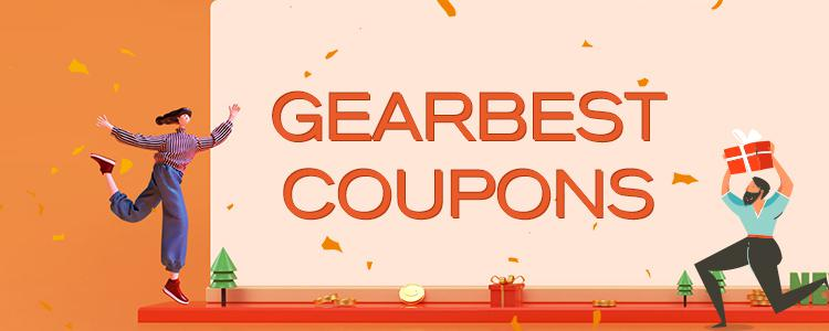 How To Get Gearbest Coupons to Save Money on Shopping on Gearbest? The Easiest Way to Get a Surprising Discount!