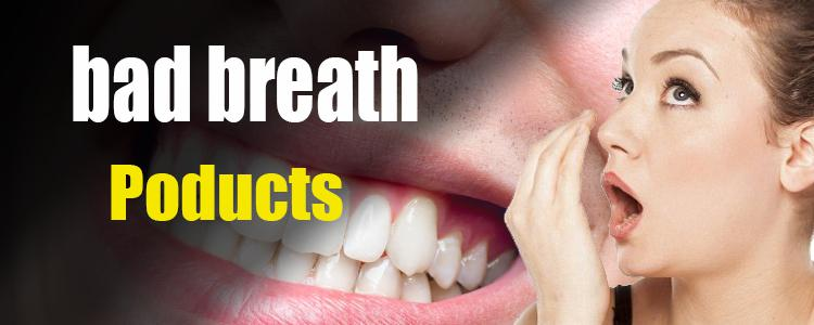 Bad Breath: Those Products will End This Problem
