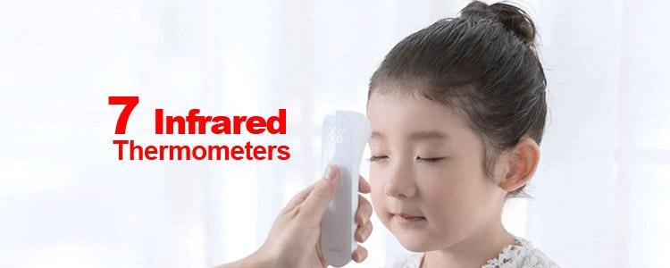 7 Infrared Thermometers for Instant Fever Detection & Coronavirus Infection Control
