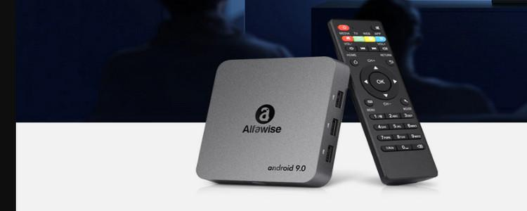 Tv Box Alfawise A8 Review