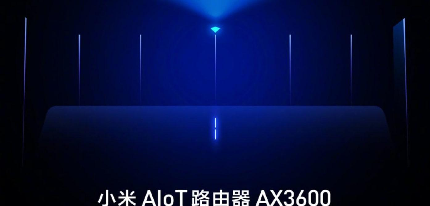 The new Xiaomi Mi router AX3600 is a true 7 antenna monster