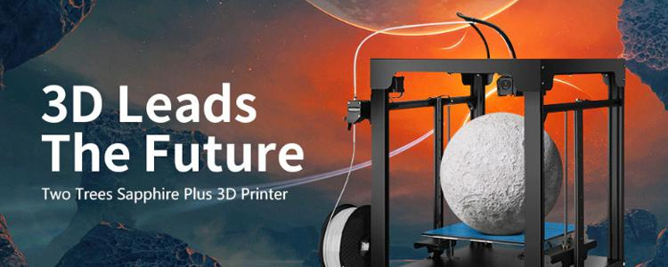 Two Trees 3D Printer Review (Sapphire Plus): Features, Specifications & Discounts