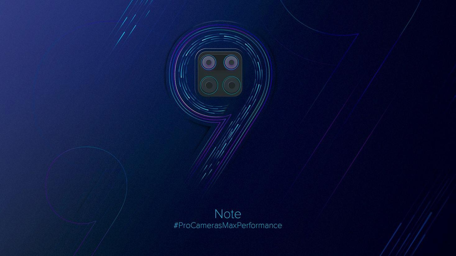 Xiaomi to Launch Redmi Note 9 series on March 12th!