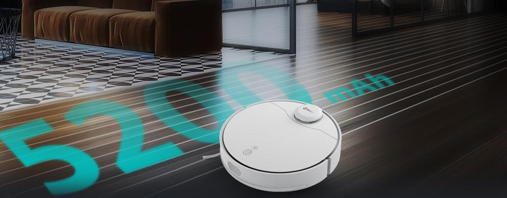 360 S6 Pro is The Most Worth Buying Robot Vacuum Cleaner for Families with Pets In 2020.