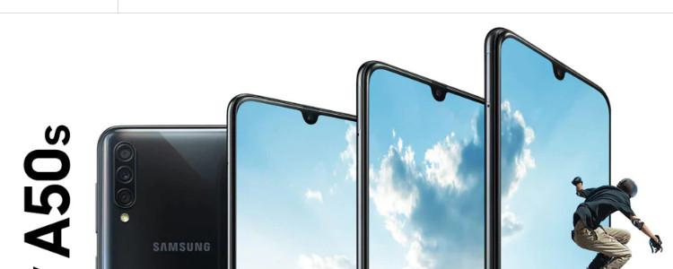 Samsung Galaxy A50s review: Good upgrade but still similar to Galaxy A50