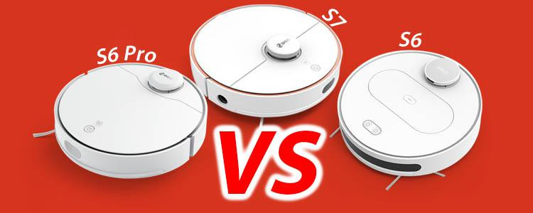 360 S6 Pro vs 360 S6 vs 360 S7 Vacuum Cleaner: What are the Differences? Which One Should You Choose?