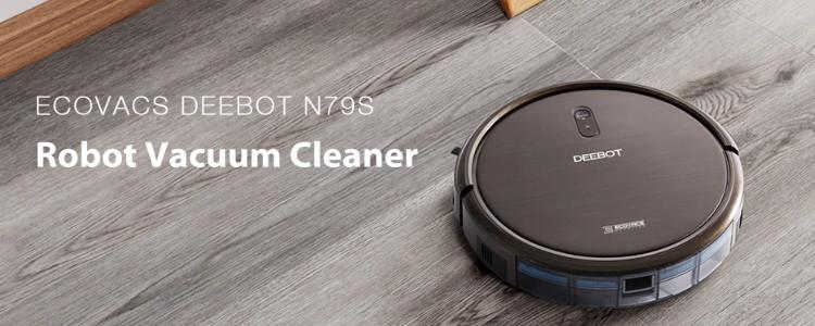 Deebot N79S robotic vacuum review: why pay more?