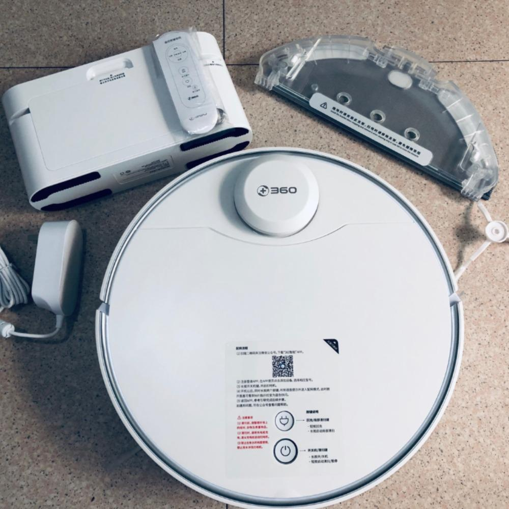 In The End, My Neighbors And I Chose 360 S6 Pro Robot Vacuum Cleaner.