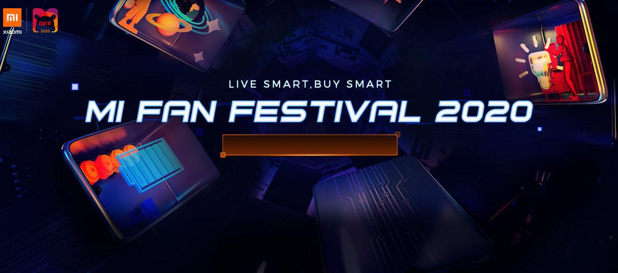 Xiaomi Mi Fans Festival 2020 Starts Today! Here Are The Crazy Price on Xiaomi Gadgets