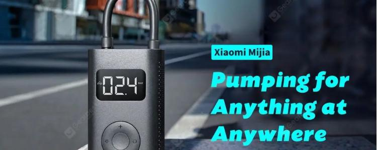 Xiaomi Mijia 150PSI Smart Pump Review