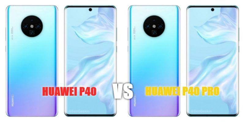 Huawei P40 and P40 Pro: Price,release date, features, photo and design