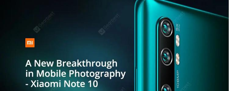 Xiaomi Mi Note 10 Pro review: an exceptional smartphone with an exceptional camera