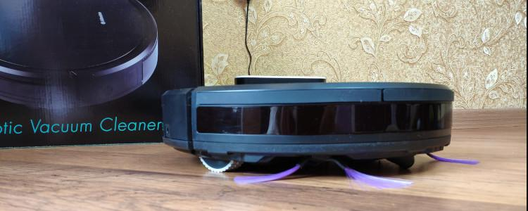 Alfawise V8S Review: a Budget Robot Vacuum with Decent Suction and Smart Navigation