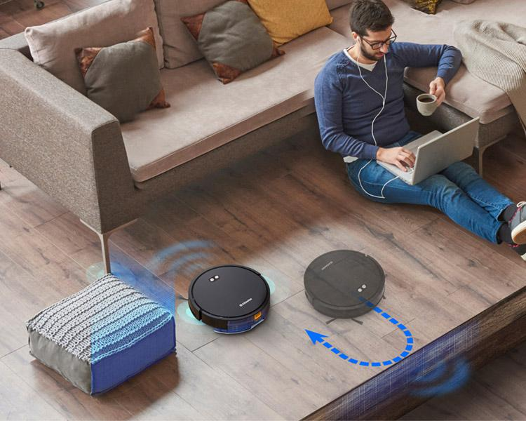 Reviews: Alfawise V8S Max Robot Vacuum Cleaner with UV Sterilization will be the first Choice for household Cleaning in 2020.