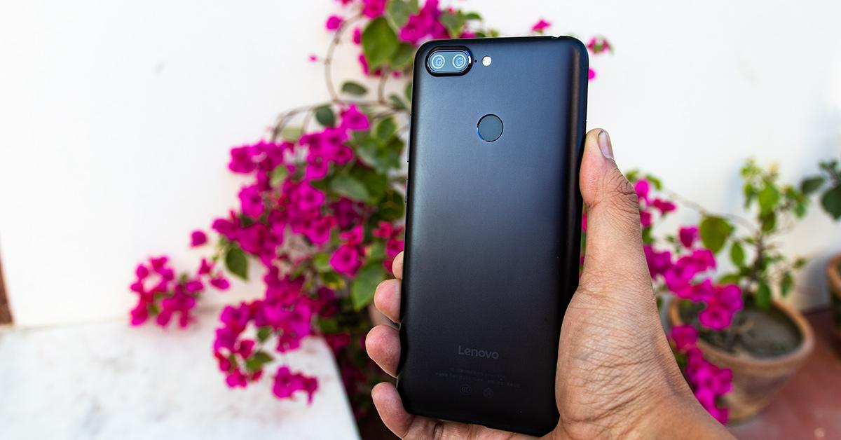 Lenovo S5 Phone Great Choice For Great Person
