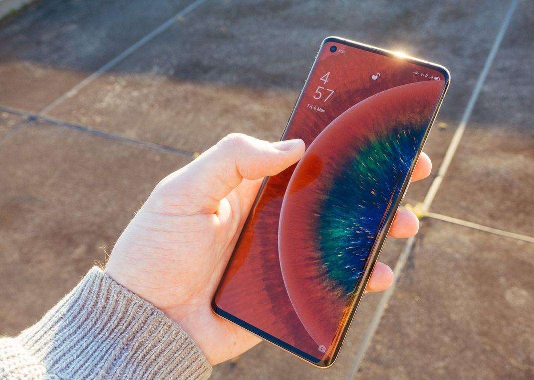 Review The Gentle Phone Oppo Find X2