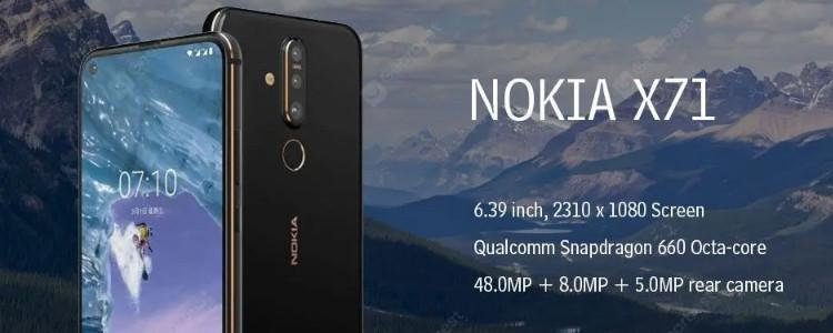Nokia X71 Review: Hole-Punch Display and Incredible Camera