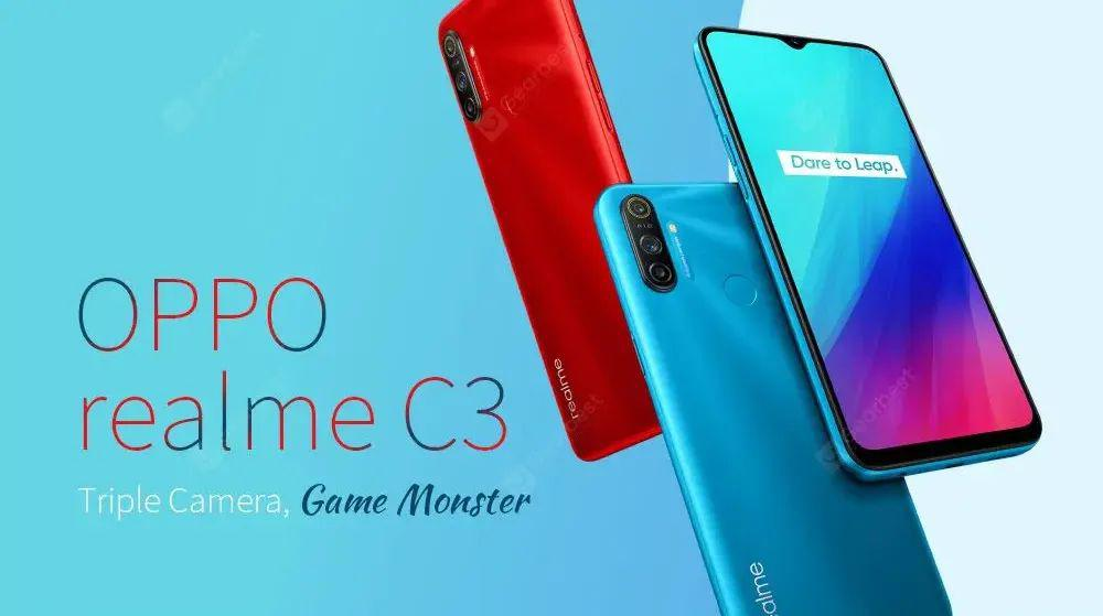Realme C3 Review. Cheap Game Smartphone.