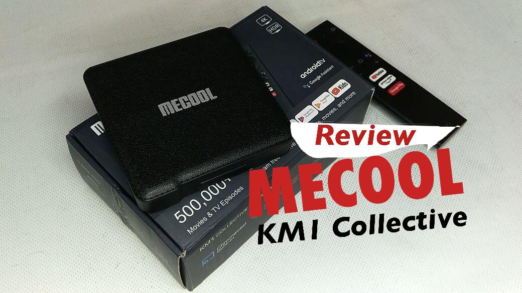 Mecool KM1 Collective. TV Box Review.