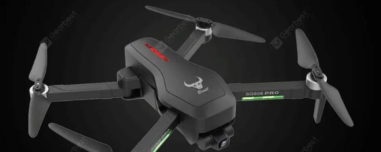 SG906 Drone Review – An Affordable 12MP Camera Drone With Some Advanced Features