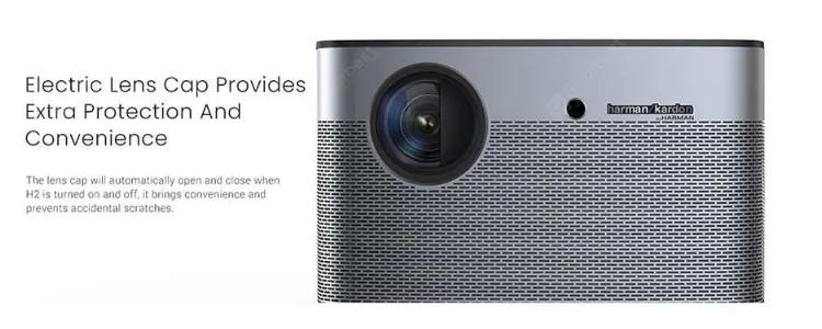 Hands on with the XGIMI H2 Projector: Great display experience and superb sound