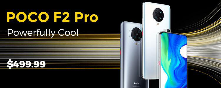 Win Your Free POCO F2 Pro at Gearbest!