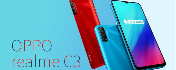 Review: realme C3, just how good can a $159.99 phone be?