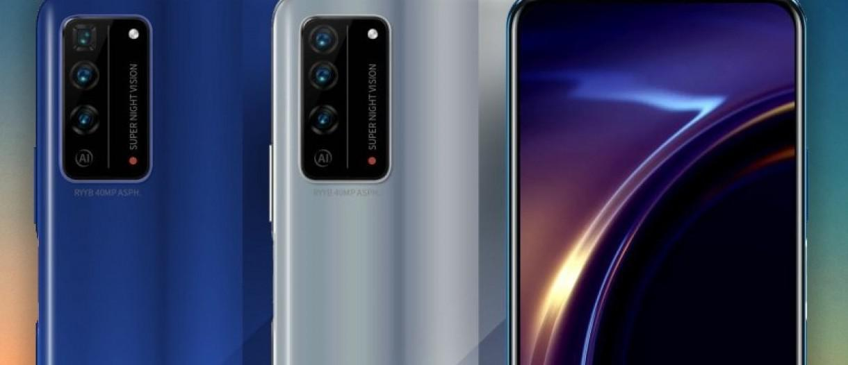 Honor X10 will officially release on May 18th, Kirin 820 5G / 90Hz refresh rate