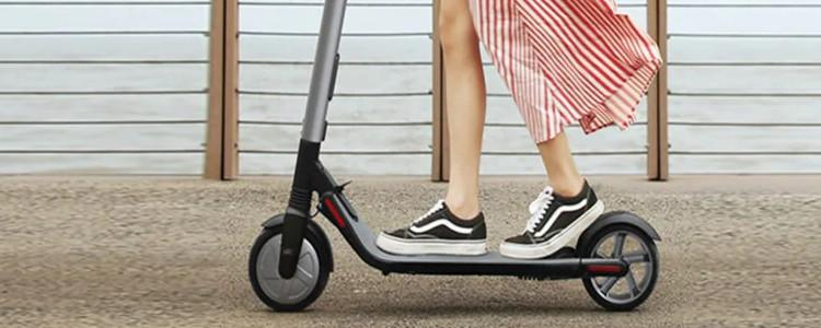 Segway Ninebot ES4 Electric Scooter Review