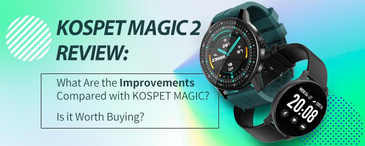 KOSPET MAGIC 2 Main Features & Upgrades: What Are the Improvements Compared with KOSPET MAGIC? Is it Worth Buying?