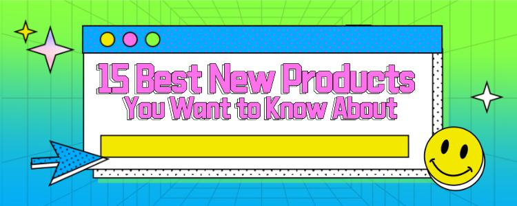 15 Best New Products Launched On Gearbest You Want to Know About.