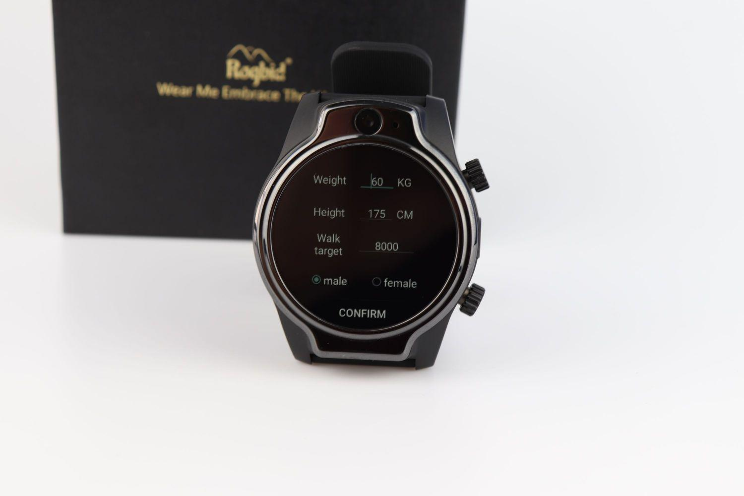 Rogbid Brave Android Smart Watch Review
