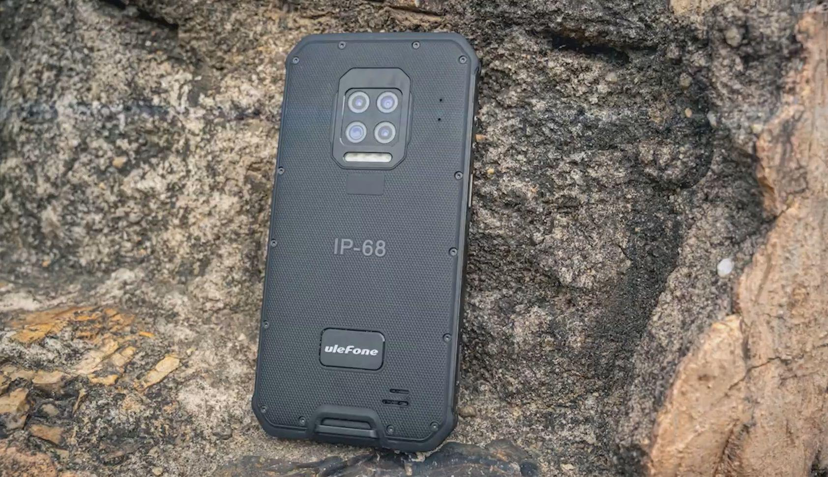 Ulefone Armor 9E First Look.