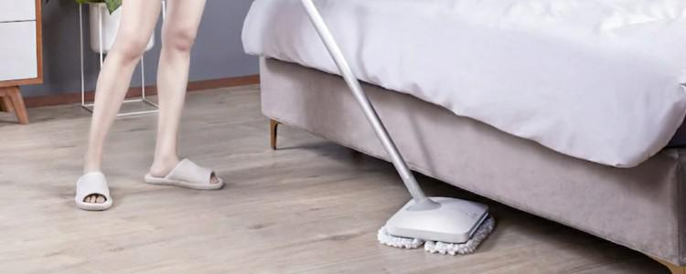 Mijia Wireless Handheld Mopping Machine: Clean The Floor Without Getting Tired