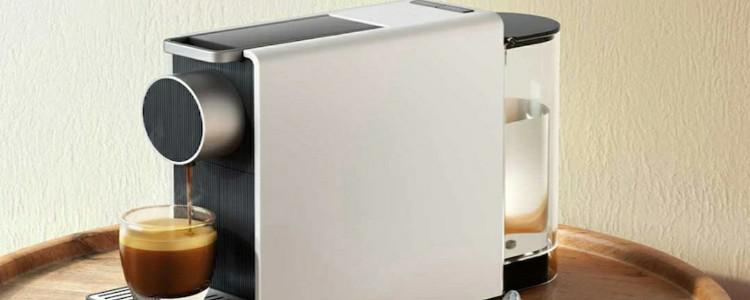 Make Your Daily Coffee Anytime And Easily With This Small Machine From SCISHARE