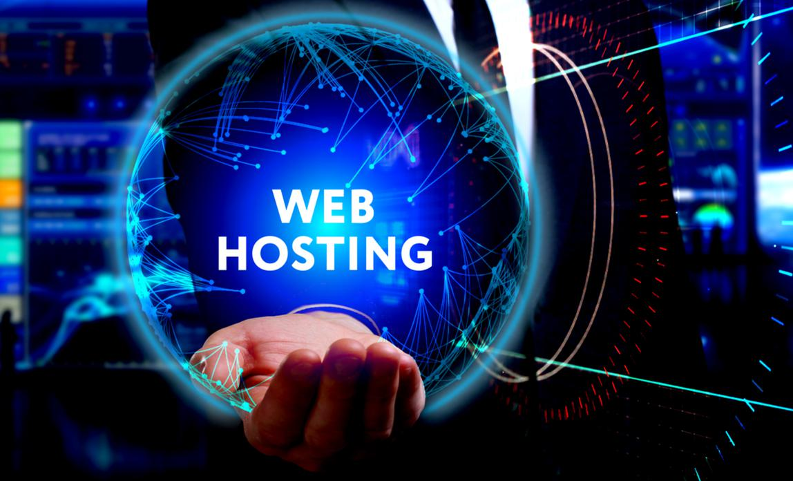 How to host a web site
